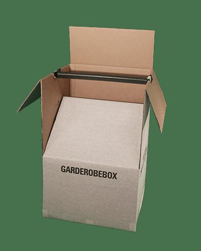 Garderobebox of Kledingbox