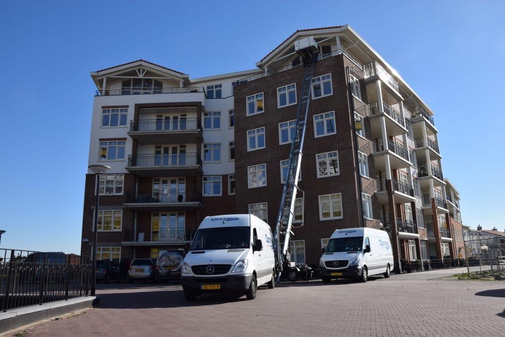 Verhuislift in Rijnsburg