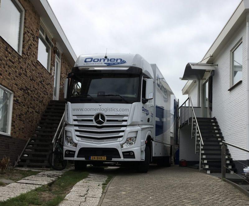Verhuisbedrijf Wassenaar